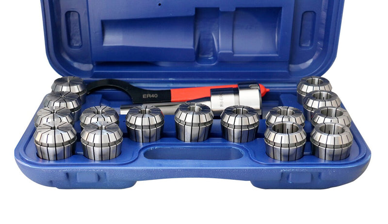 "0223-0984, ER-40 R8 x 4"" 15 ps/set ER Collet System"