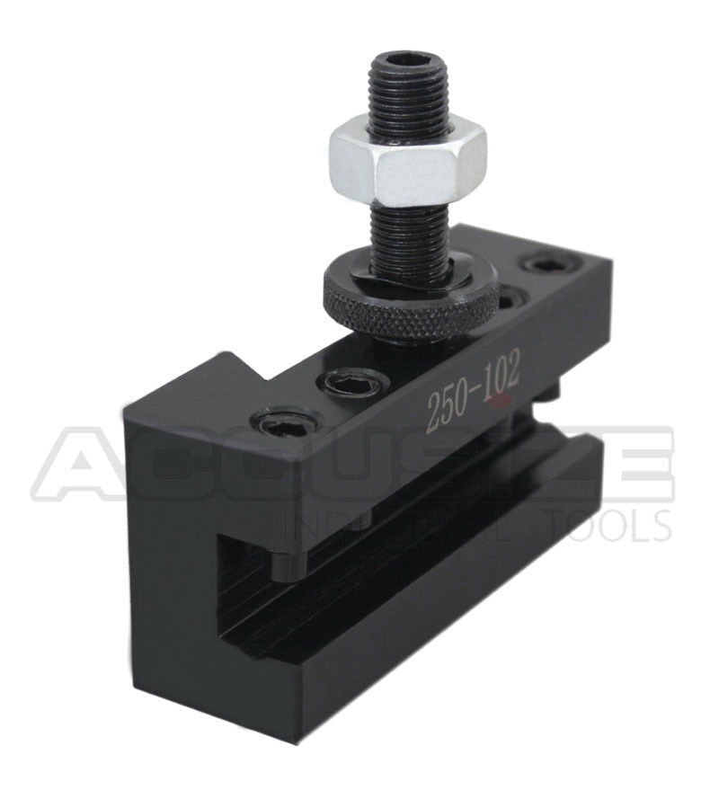 0250-0102x10, 10 Pcs AXA Boring Turning & Facing Holder, Quick Change Tool Holder