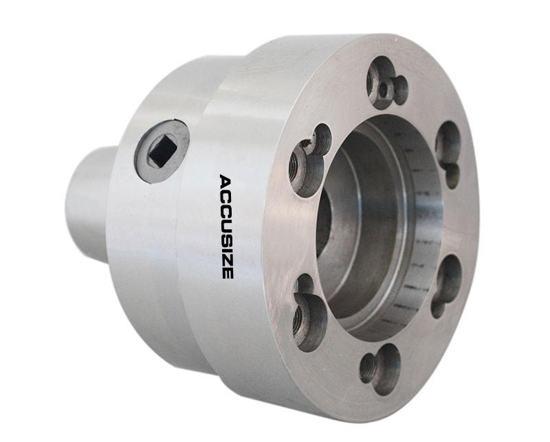 "5C, 5"" Collet Chuck with Integral D1-5 Camlock Mounting, 0269-0015"