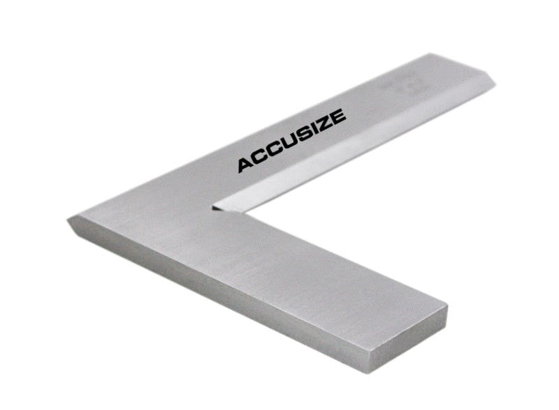 "6"" x 4"" Precision Bevel Edge Square DIN 875"