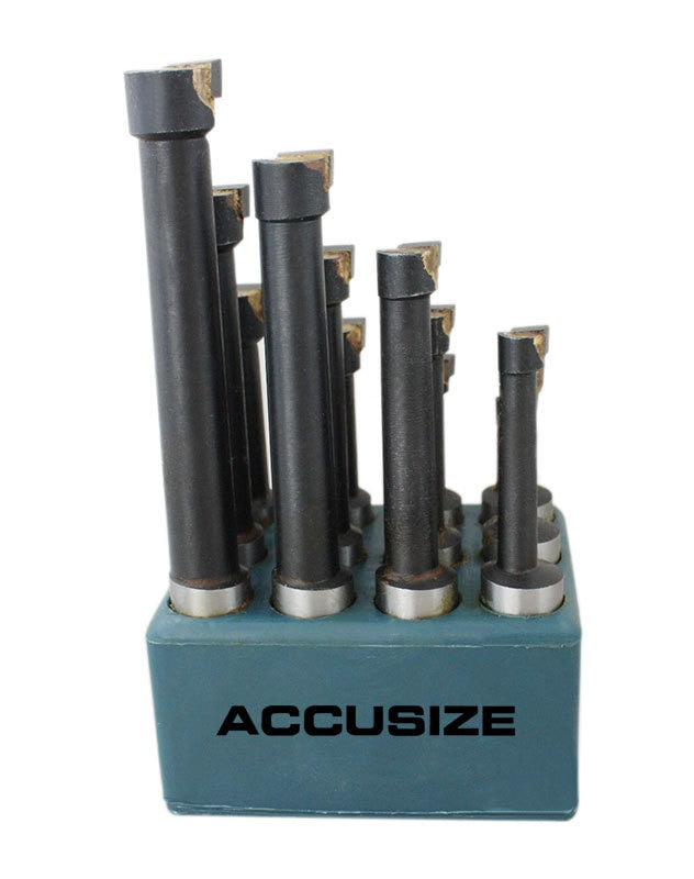 Carbide Tipped Boring Bar Sets