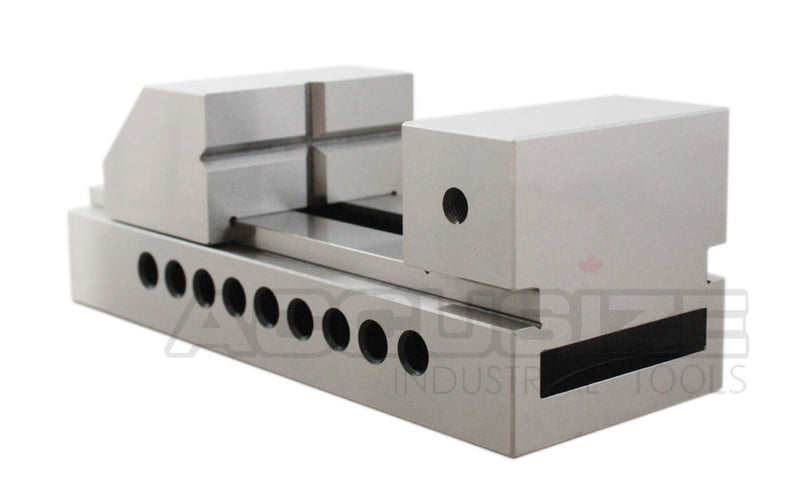 Metric Precision Parallel Screwless Vise
