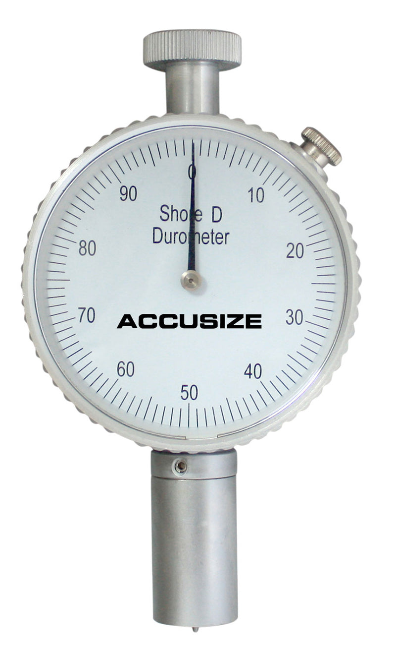 Portable 0-100 Shore Durometer, Glass Plastic Hardness Tester