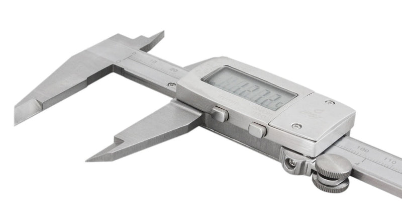 Water Resistant Electronic Digital Caliper, IP67 Metal Cover