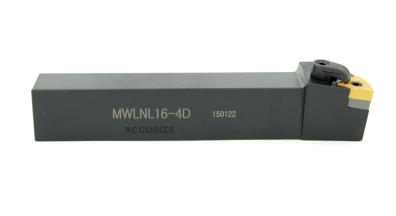 MWLN R/L Toolholders with Extra 10 Carbide WNMG Inserts
