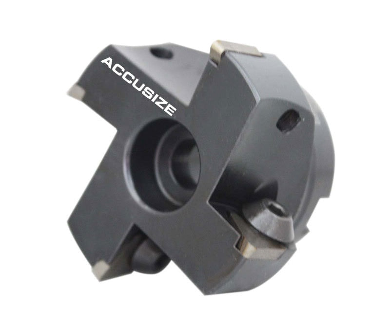90 Deg. Indexable Face Milling Cutters