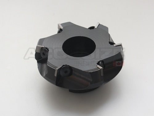 75 Degree Indexable Face Milling Cutter