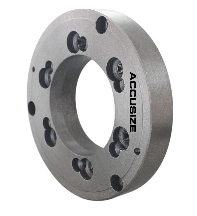 D1 Type Adaptors for 3-Jaw Lathe Chucks