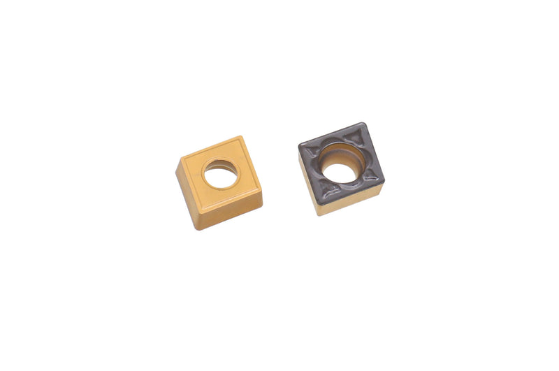 Accusize Industrial Tools 2 Pc of Each Kind of Carbide Inserts for 2988-0038, CVD Coated and Tin Coated, Total 10 Pieces, 2988-0038Inserts