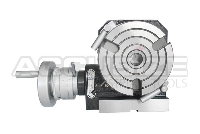 Horizontal/Vertical Precision Rotary Table