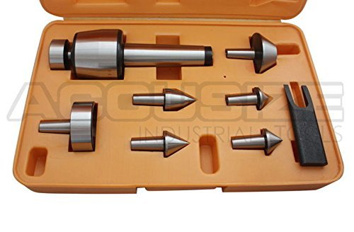 Morse Taper Medium Duty Live Center Set
