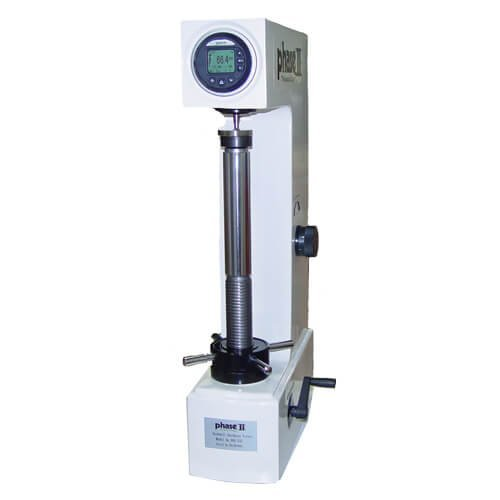 Phase II+,  T Tall Frame Analog Rockwell Hardness Tester
