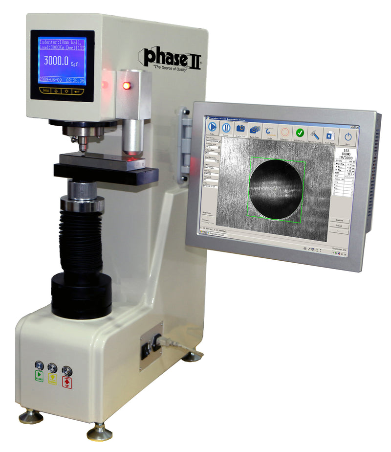900-359, Brinell Hardness Tester w/Auto Z Axis