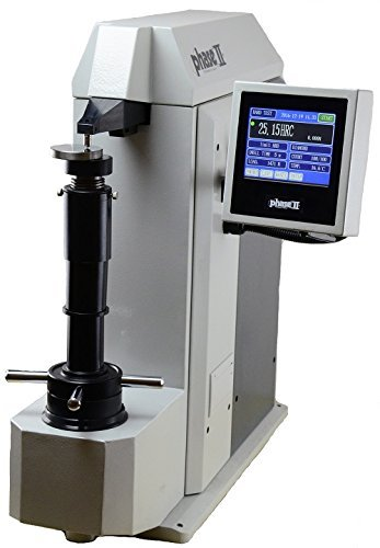 Phase II+,Load Cell Rockwell Hardness Tester,