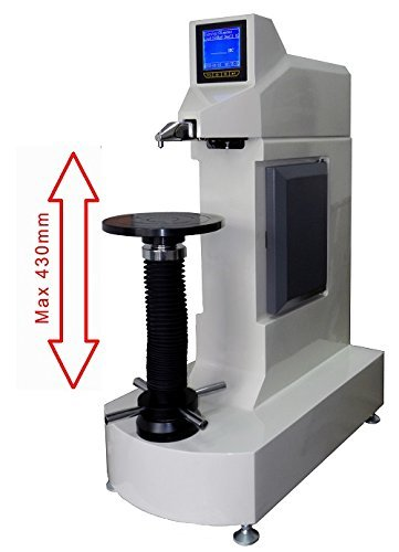 Phase II+,  Tall Frame Digital TWIN  Rockwell/Superficial Hardness Tester,