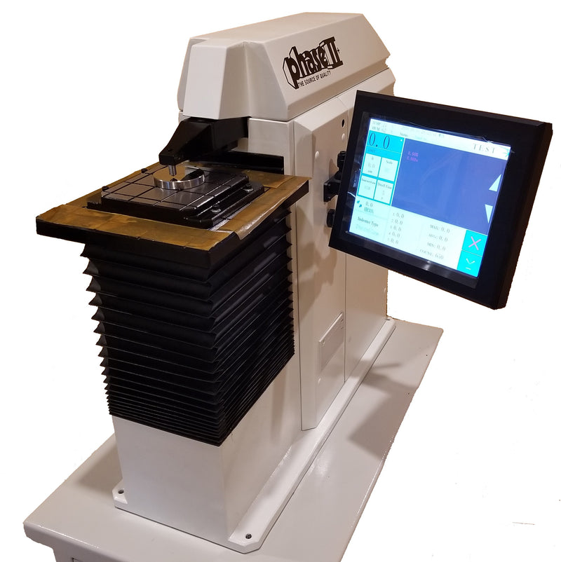 Phase II+, Fully Automated Rockwell/Superficial Rockwell Hardness Tester,