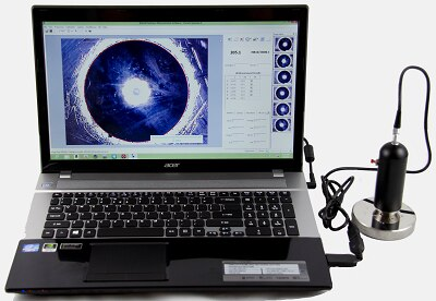 Brinell Optical Scan System, PHT-5000