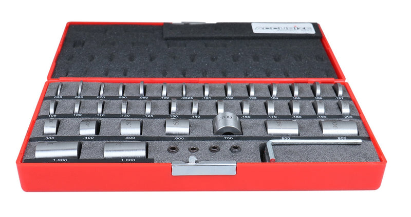 EC04-7001, 36 PCS Steel Space Block Sets
