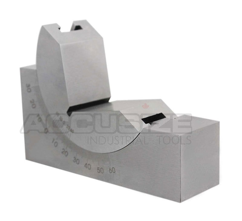 0 deg. - 60 deg. Precision Angle Blocks