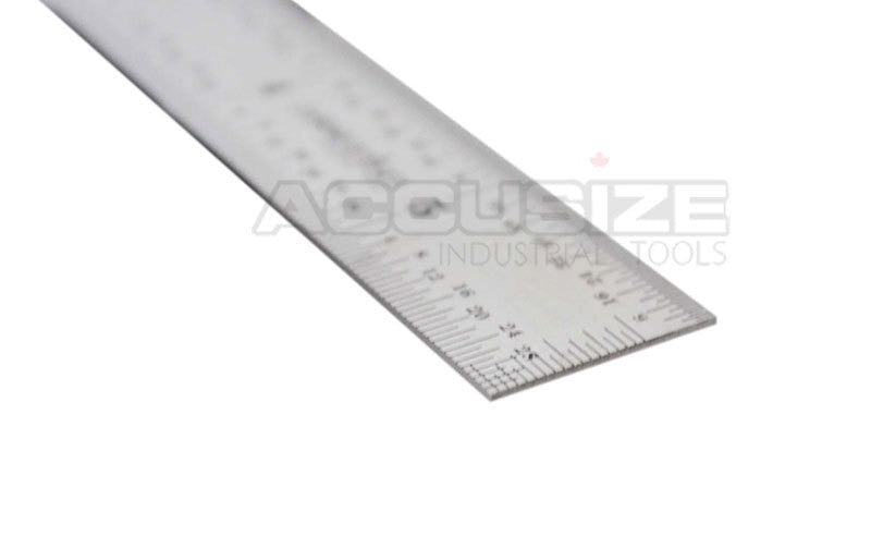 "30 pcs of Rigid Steel Rules 4R, 6"" x 3/4"" width, 0.032""  thickness,"
