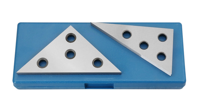 Solid Angle Plate Sets, 2 ps/set, EG10-9010