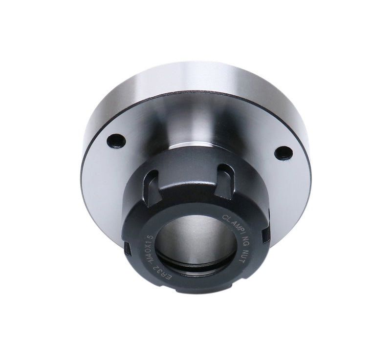 "ER 32 Collet Chuck, 3.149""/80mm Diameter, 0.0002"" Concentricity, Base Code I, ER32-0080"