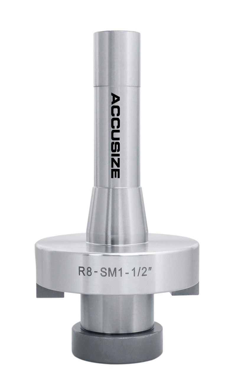 R8 Precision Shell End Mill Arbors