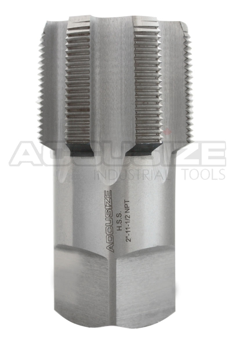 H.S.S. Taper Pipe Taps-NPT