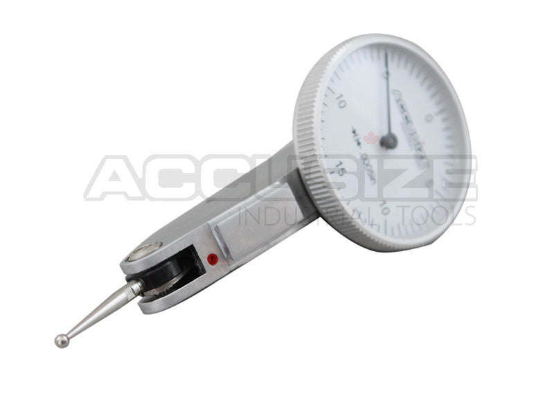 "P900-S185, UNIVERSAL INDICATOR HOLDER + 0.03 X 0.0005"" DIAL TEST INDICATOR"