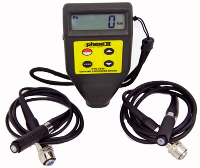 PTG-3525, Coating Thickness Gauge with 2 External Probes