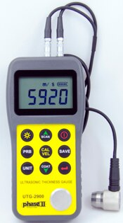 UTG-2900, Ultrasonic Thickness Gauge with Thru Coating