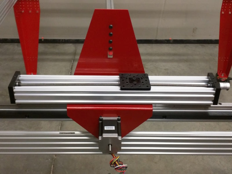 "CNC Z-Axis Assembly (15"" or 400mm of Travel),"