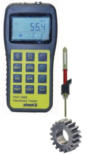 PHT-1840, Gear Teeth Hardness Tester