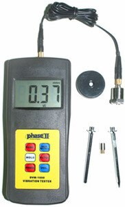 DVM-1000, Phase II Digital Vibration Tester