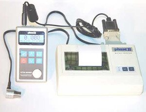 UTG-2000, Phase II+ Ultrasonic Thickness Gauges