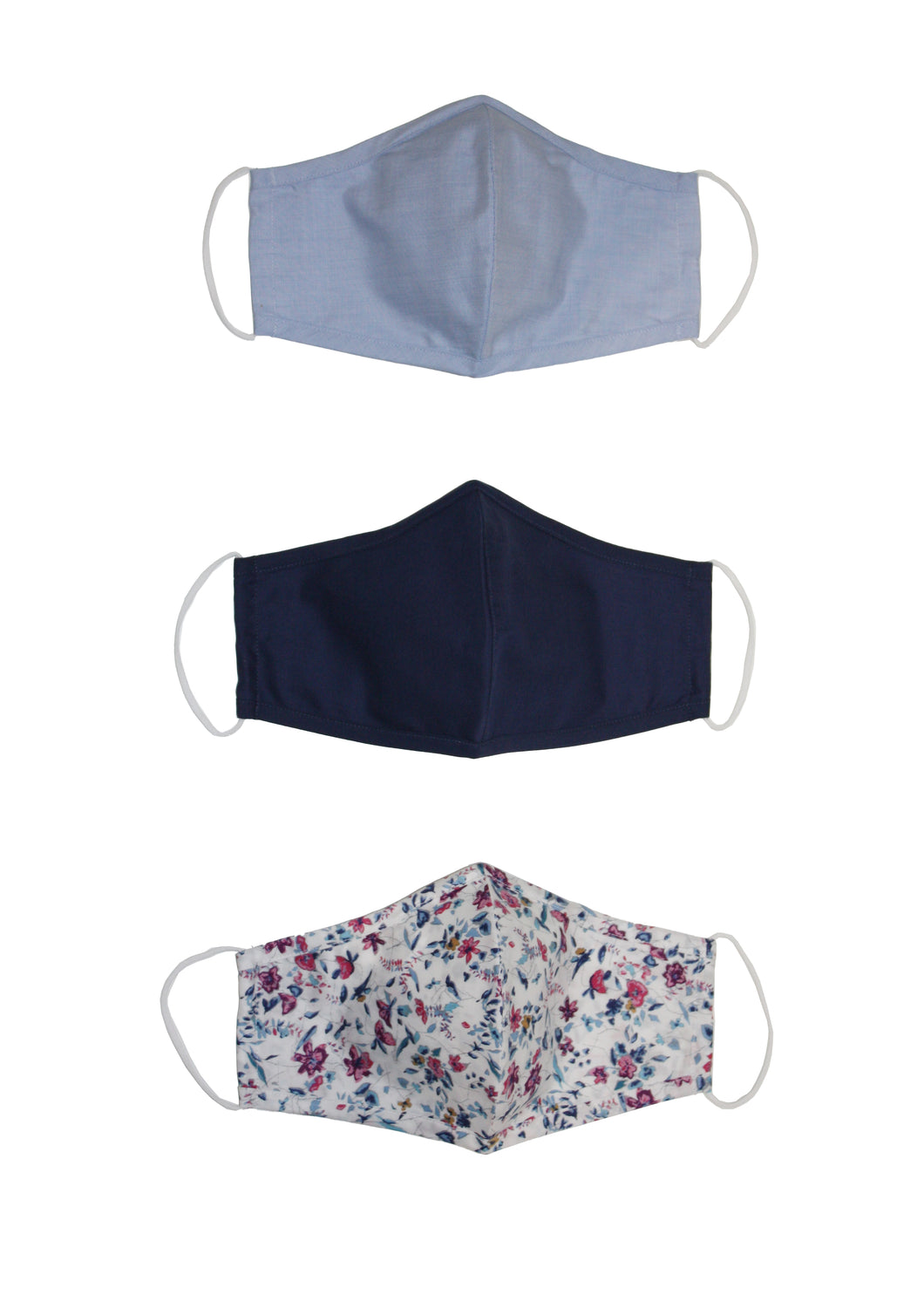 Chester Barrie Floral Print Mix 3 pack