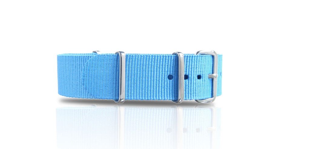 Light Blue Strap