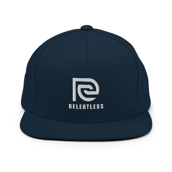 Essential Relentless Snapback Hat