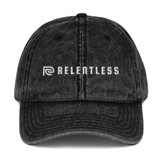 Classic Relentless Vintage Twill Hat