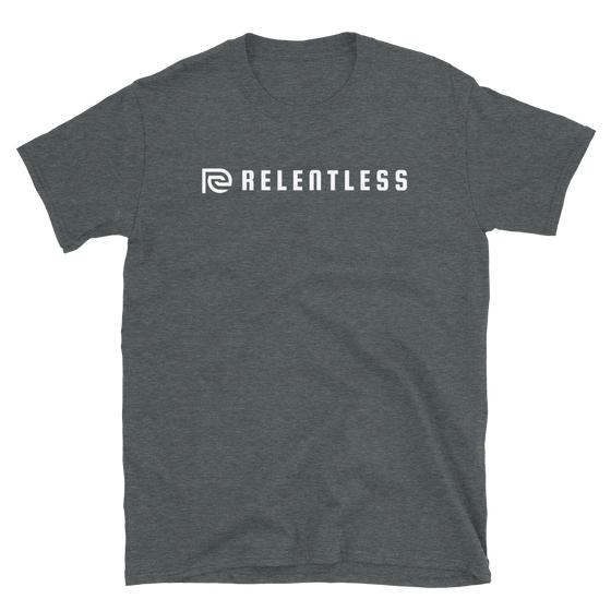 Classic Relentless Short-Sleeve Unisex T-Shirt - Relentless Bikes Inc.