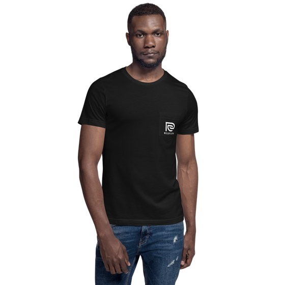 Essential Relentless Unisex Pocket T-Shirt