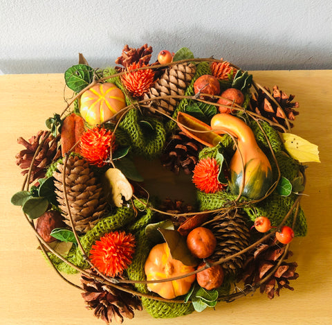 Autumn Wreath - KMHomeware