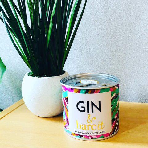 Candle Gin And Bare It - KMHomeware