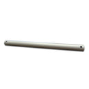 12 in. extension pole in brushed nickel finish.