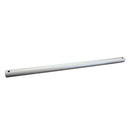 18 in. extension pole in brushed nickel finish.