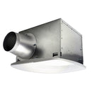 110 CFM non-lighted SH Series bath fan with 4 in. duct.