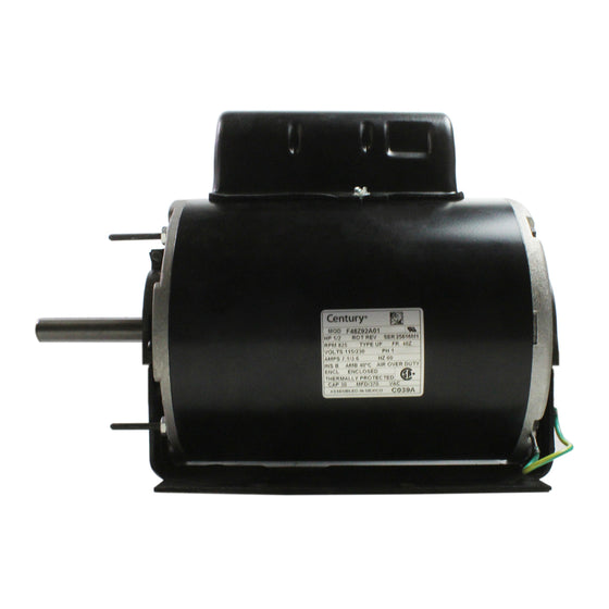 Motor for 36 In. Evaporative Coolers