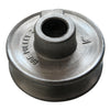 2 In. Pulley for 36 In. and 42 In. Belt Drive Drum Fans