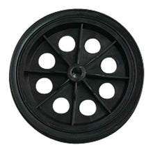 Side view of 7 in. wheel.