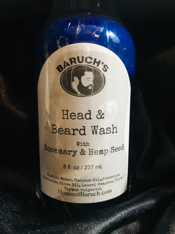 HEAD & BEARD CLARIFYING WASH
